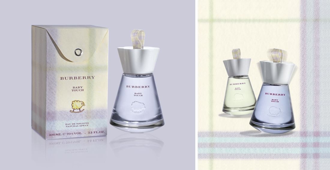 BURBERRY_parfum Baby Touch