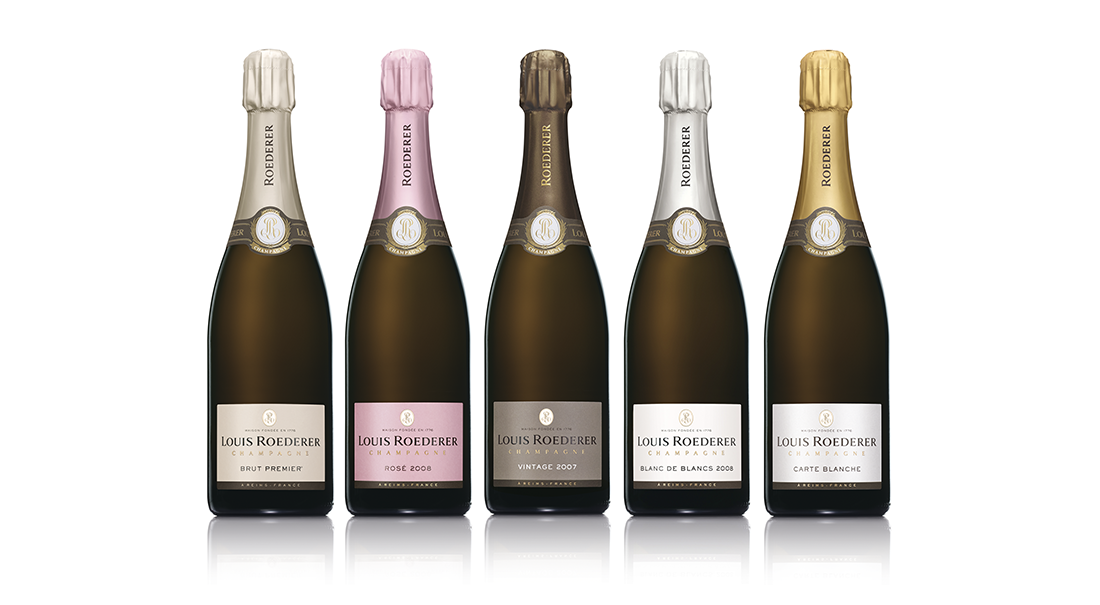 LOUIS ROEDERER_gamme
