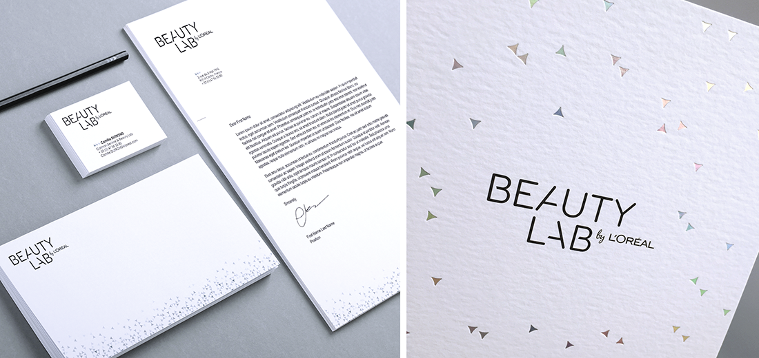 BEAUTYLAB LOREAL_edition stationary