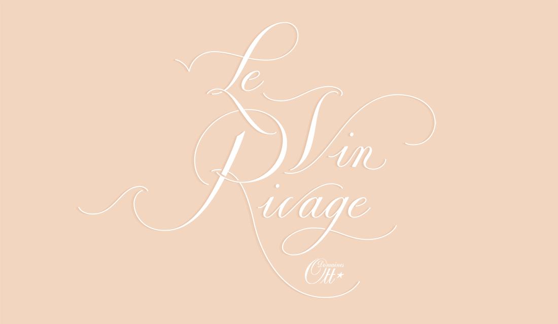OTT_le vin rivage-lettering